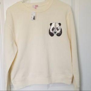 Bongo Juniors Panda Sweater